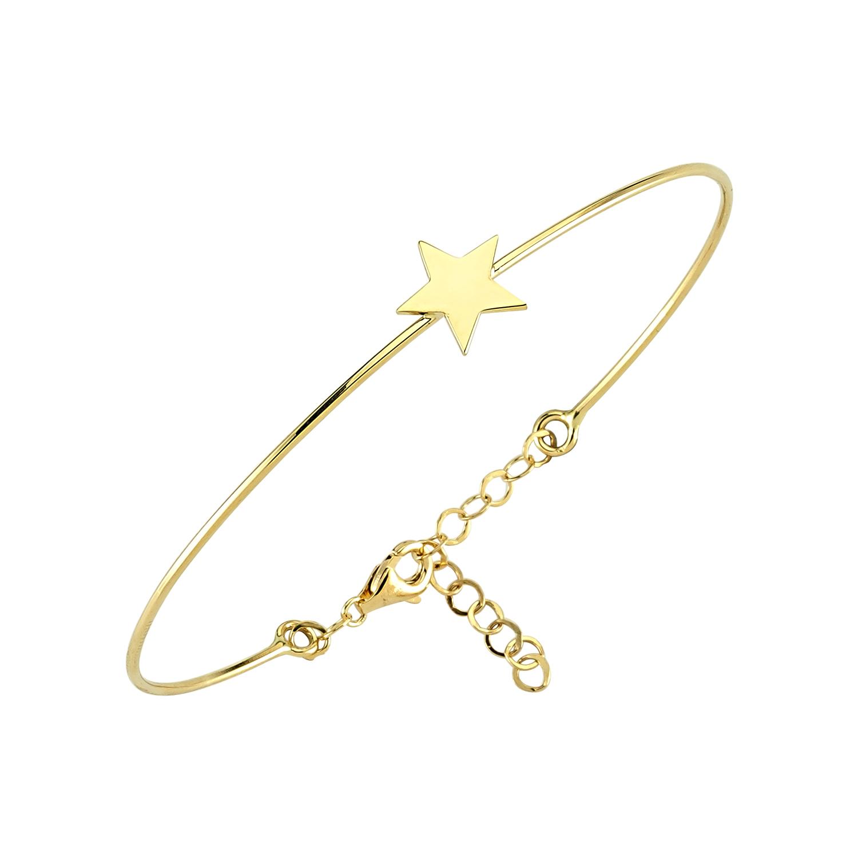 Altın Yıldız Bilezik