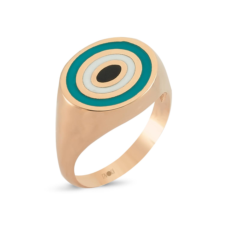 Nazar Serçe Parmak Yüzüğü