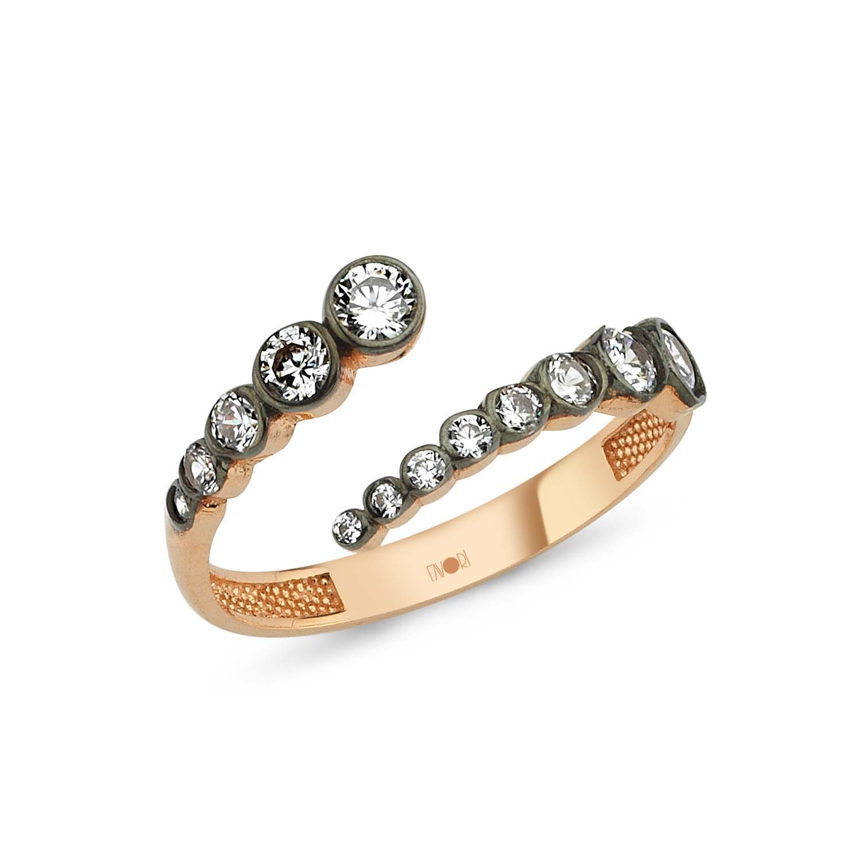 Altın Miniset Yüzüğü